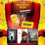 Golden Screen Cinemas GSC FREE Movie Passes and Popcorn Combos Giveaway