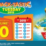 Sunway Lagoon ALL Park Tickets Promotion