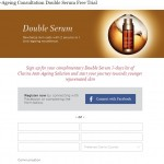 Clarins Double Serum FREE Samples Giveaway