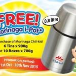 Morinaga i-Pot Giveaway