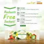 Ezee Feel FREE Samples Giveaway