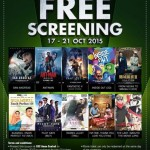 GSC Aman Central FREE Movie Tickets Giveaway