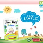 Green City Organic Baby Rice Milk Samples Giveaway