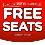 Air Asia FREE Seats Promotion for Year 2016 / 2017!