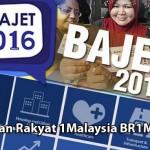Kemas Kini BR1M 2016 Online (Bantuan Rakyat 1 Malaysia 2016)
