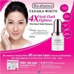 Bio Essence Tanaka White FREE Trial Kit Giveaway