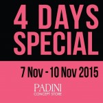 PADINI Special Sale: Price from only RM13!