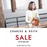 Charles & Keith Malaysia Outlets Sale!