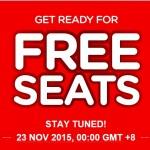 AirAsia FREE Seats Promotion!