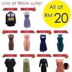 Nichii Kitschen Special Sale: ALL Dresses at only RM20!
