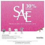 Pandora Sale: Enjoy Discount up to 30%!