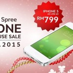 iPhone Warehouse Sale: Price from only RM799!