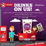 Chatime Malaysia FREE Drink Giveaway!