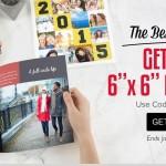 Photobook FREE 6″ x 6″ Photobook Giveaway