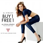 GUESS Denim Buy 1 FREE 1 Promotion!