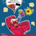 MBO Cinemas FREE Popcorn Giveaway