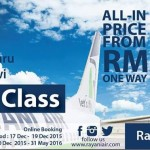 Rayani Air Promotion: Fly to Langkawi, Kota Bahru from only RM49!