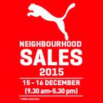 PUMA Neighbourhood Sale 2015!