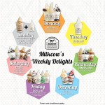 Milkcow Ice Cream from only RM5 and Buy 1 FREE 1 Promotion!