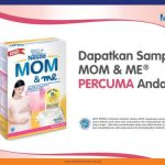 Nestle Mom & Me Sample Giveaway