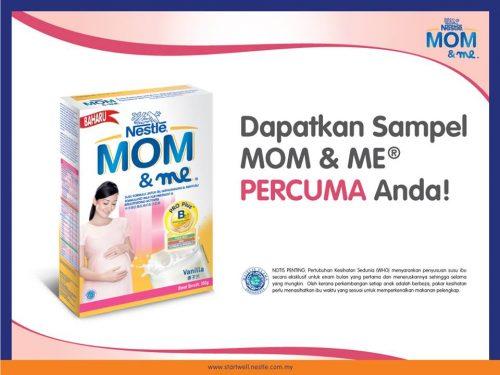 Nestle Mom & Me