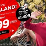 Air Asia New Zealand Promotion: Fly to Auckland from only RM499!