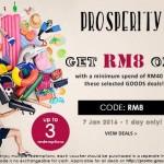 GROUPON Goods Extra RM8 Discount Code