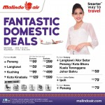 Malindo Air 2016 Promotion: Fly to Penang, Langkawi, Kuching, Kota Kinabalu, Alor Setar, Kota Bahru, Kuala Terengganu, Ipoh from only RM59!