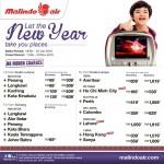 Malindo Air 2016 Promotion for Ho Chi Minh City, Hong Kong and more!
