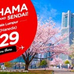 Air Asia Japan Promotion: Fly to Tokyo from only RM529!