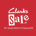 Clarks Sale at All Clarks Stores!