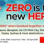 AirAsiaGo: Fly to FREE to Singapore, Bangkok, Ho Chi Minh, Shanghai, Osaka, Sdyney and more!