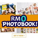 FREE Photobook, Insta Card Pocket Size Photo Print, Personalised Notebook, Business Card, Photo Print, Poster Print Giveaway