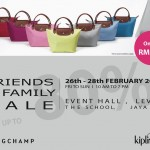 Longchamp Warehouse Sale: Enjoy Discount up to 80%!