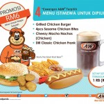 A&W Student Promotion