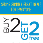 Crocs Buy 2 FREE 2 Promotion!