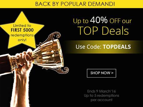 Groupon Top Deals