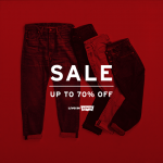 Levi's Sale up to 70% Discount