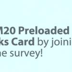 Staburcks Card Giveaway