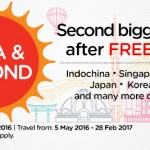 Air Asia Go Second Biggest Sale after FREE Seats!