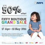 FIFFY Boutique Sale: Enjoy Discount up to 50%