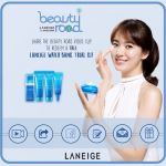 Laneige Water Bank Trial Kit Giveaway