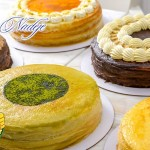 Nadeje Mille Crêpe Cake at 30% Discount Promotion