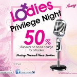 Neway Karaoke 50% Discount Promotion!
