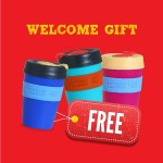Perfect Livin 2016: FREE Reusable Coffee Cup Giveaway