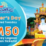 Sunway Lagoon ALL Park Tickets for only RM50