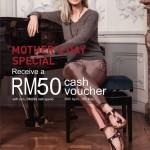 Birkenstock One Utama Cash Voucher Giveaway