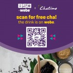WEBE 850: FREE Chatime Giveaway