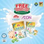 Morinaga Chil-kid Promo: FREEBIES Giveaway