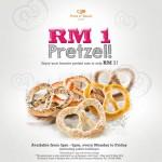 Pretz n' Beanz Pretzel for only RM1